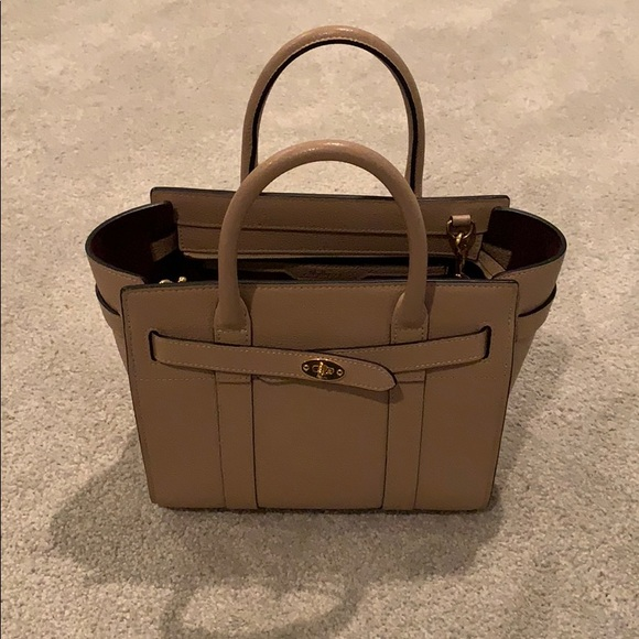 867adc954a6a Authentic Mulberry Mini Zipped Bayswater. M 5be64d1ac617774a172734a6
